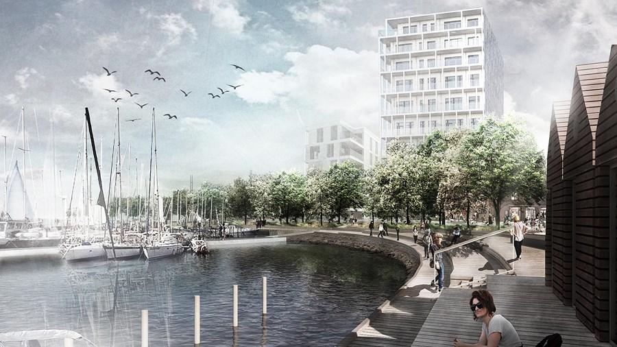 Viz Marina City Havnepladsen 2018.09.17 SCHØNHERR (1)