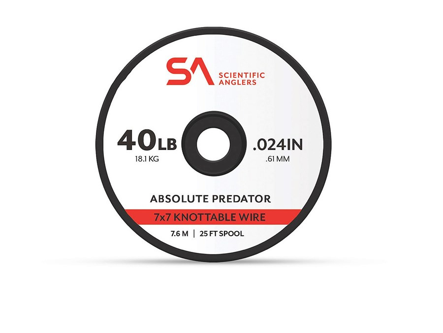 Absolute Predator Knottable Wire