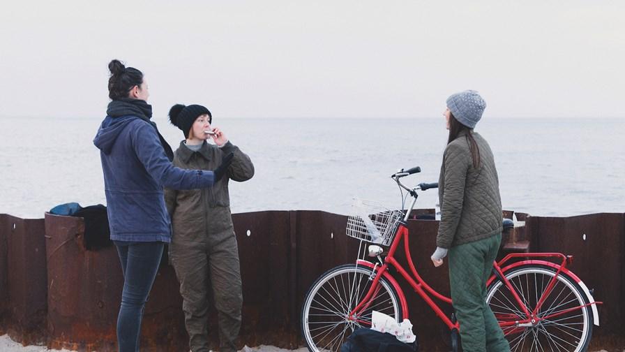 Fiskekonerne Victoria Sabine Mie
