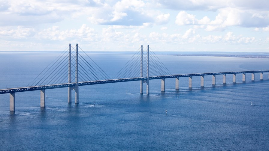 Øresund Bridge To Copenhagen (1)