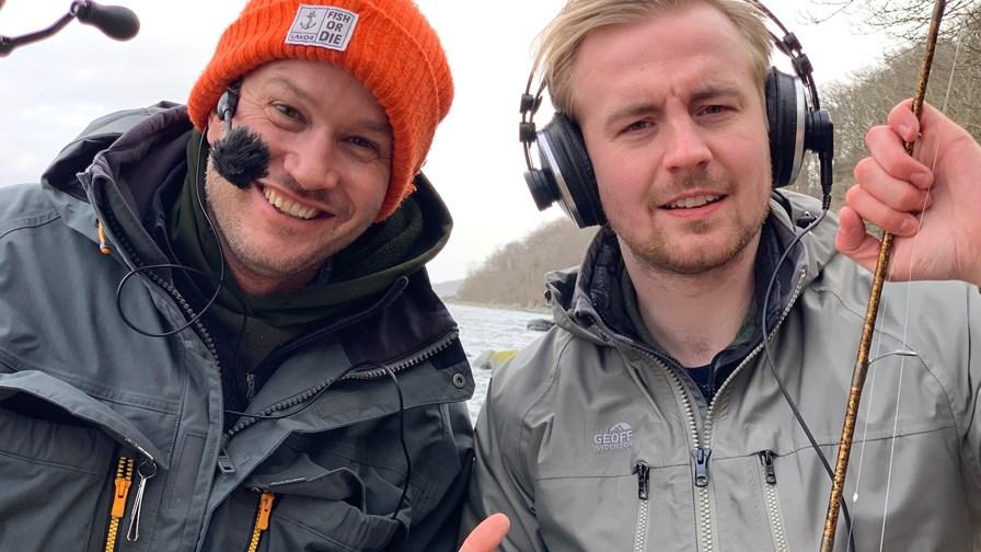 En Fiskepodcast