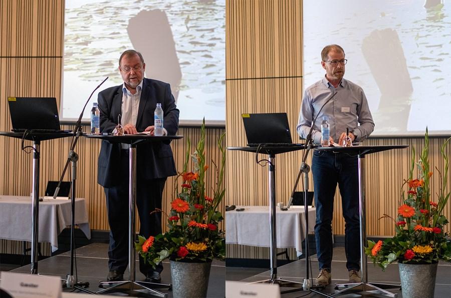 Formandskadidater Danmarks Sportsfiskerforbund