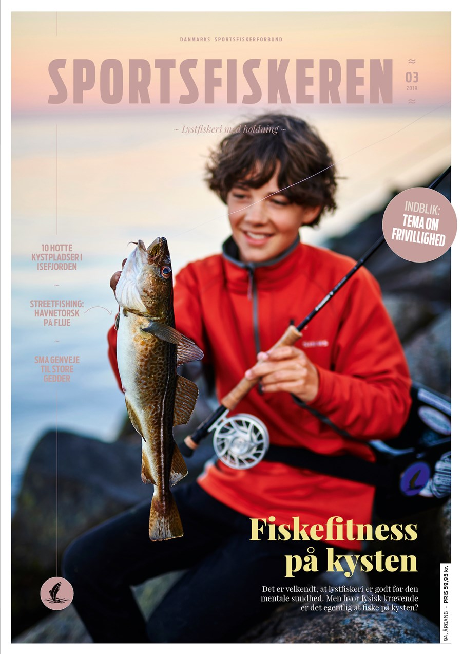 Sportsfiskeren 3 2019