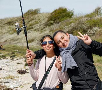 Fiskeskoler Fastholdelse (1)