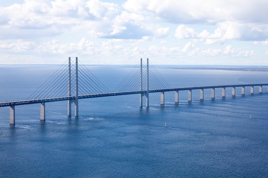 Øresund Bridge To Copenhagen (1)