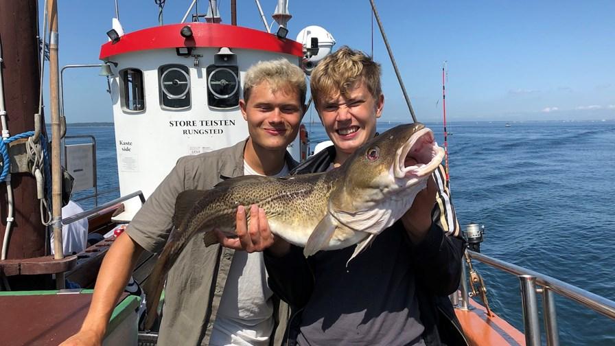 Handicappede Lystfiskeri