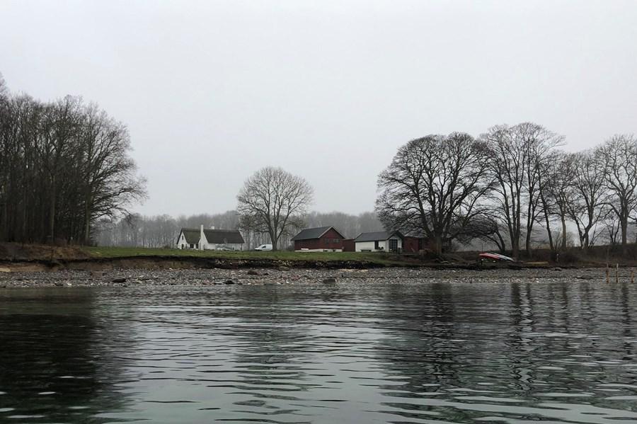 Stevns Bøgeskoven Fiskerhuset