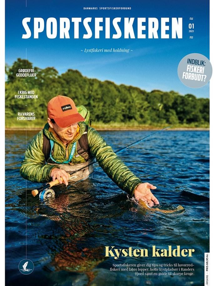 Sportsfiskeren 1 Er På Vej Til Dig