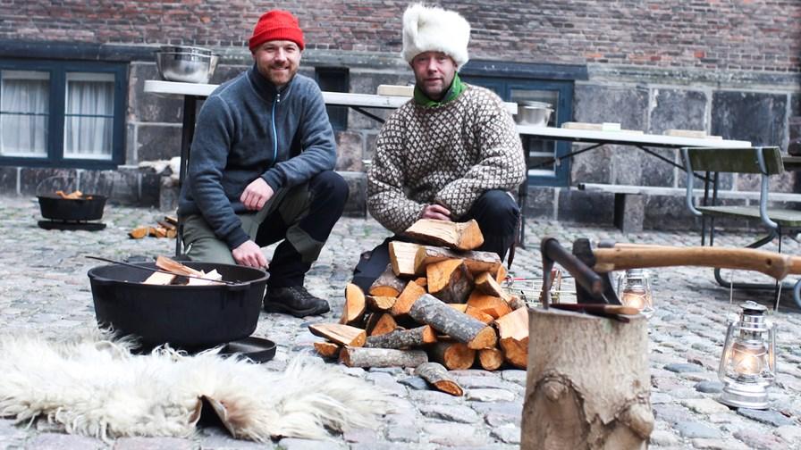 Nikolaj og Mikkel gæster Hornfiskefestivallen og laver gadekøkken med hornfisk.jpg