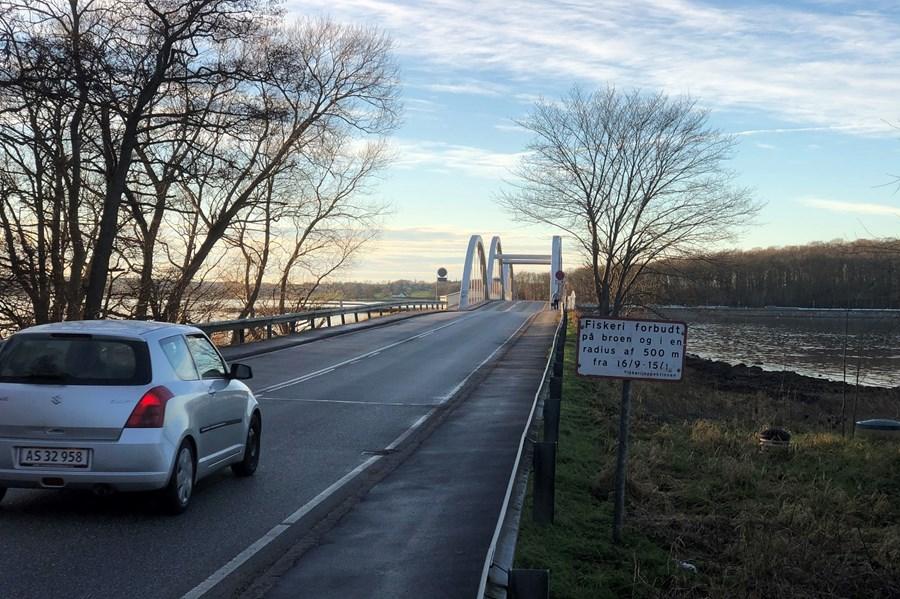 Munkholmbroen Fiskeri Forbudt Fredningsbælte 2