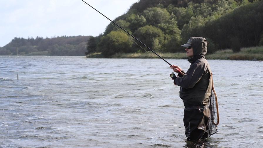 Gratis guidet fisketur