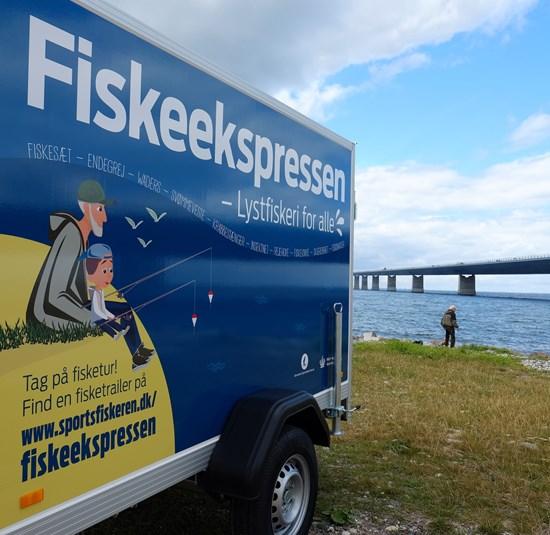 Fiskeekspressen Trailer